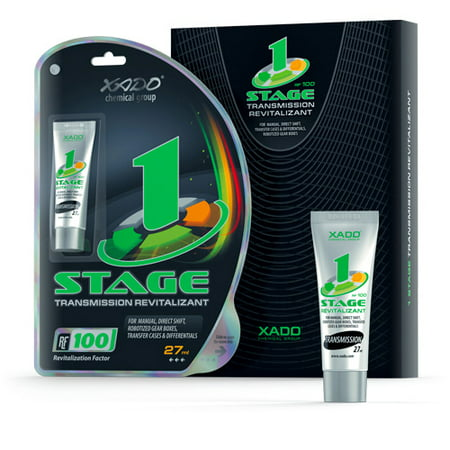 Xado 1 Stage Revitalizant Treatment and additive for manual transmission Direct Shift, Transfer Cases and