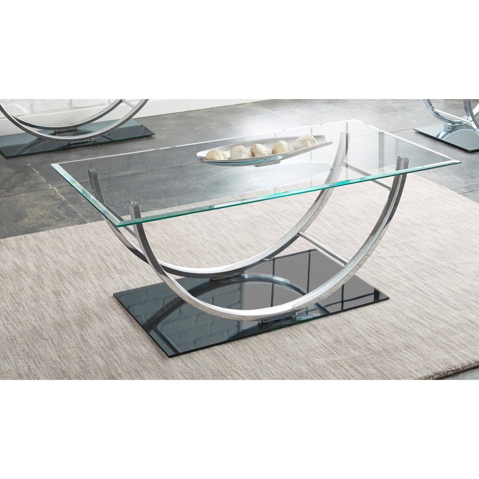 Steve Silver Co Natalie Cocktail Table by Steve Silver Company
