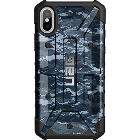 LIMITED EDITION - Customized Designs by Ego Tactical over a UAG- Urban Armor Gear Case for Apple iPhone X (5.8