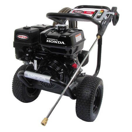 Simpson PS4033 PowerShot 4,000 PSI 3.3 GPM Honda Gas Powered Pressure Washer
