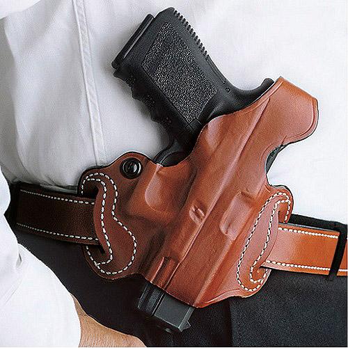 DeSantis Right Hand Black Thumb Break Mini Slide, Ruger SR9, SR9C