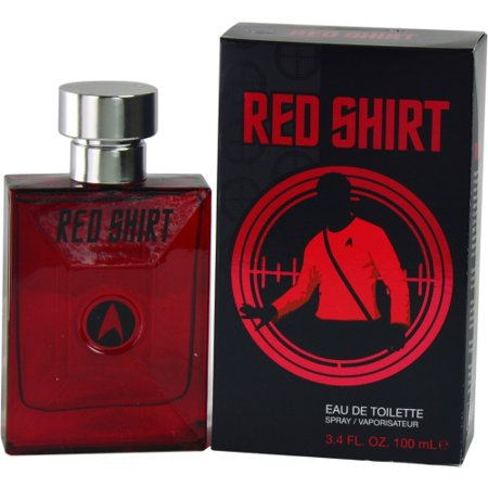 Red Star Beret (STAR TREK by Palm Beach Beaute - RED SHIRT EDT SPRAY 3.4 OZ - MEN )