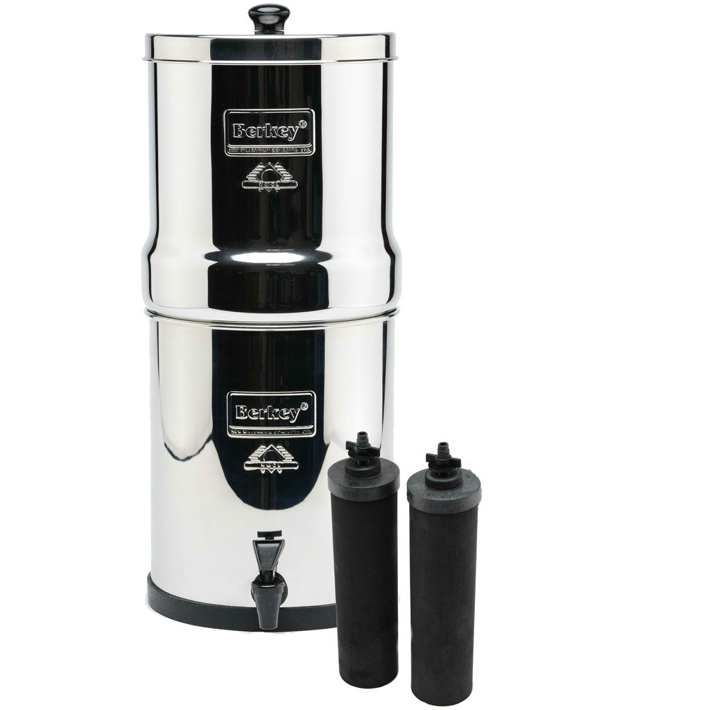 Big Berkey Water Filter - 2.25 Gallons