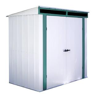 Eurolite Lean To Steel Storage Shed 6 x 4