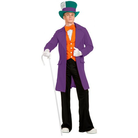 Electric Mad Hatter Adult Costume - Medium (Electric Costumes)