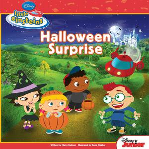 Little Einsteins: Halloween Surprise - eBook