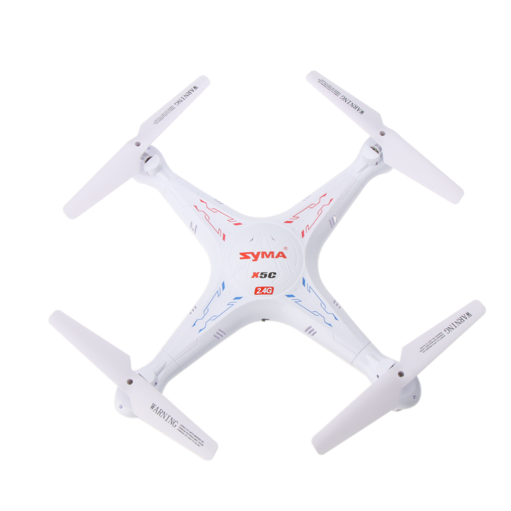 SYMA X5C 4CH 6-Axis Gyro Remote Control RC Quadcopter Toys Drone Without Camera &... by Syma