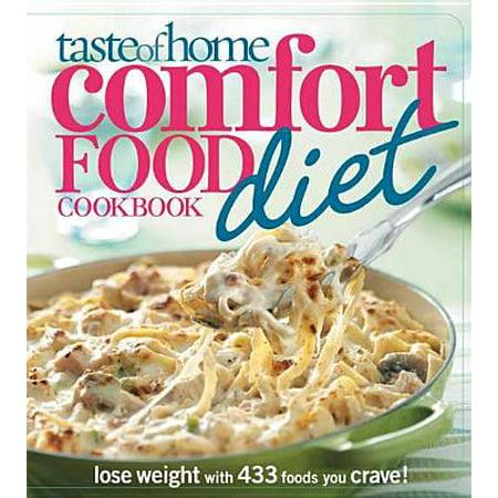 Taste of Home Comfort Food Diet Cookbook - eBook