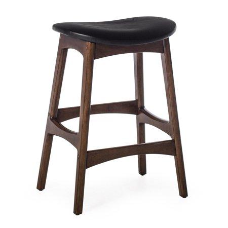 Terrific Belham Living Carter Mid Century Modern Backless Counter Cjindustries Chair Design For Home Cjindustriesco