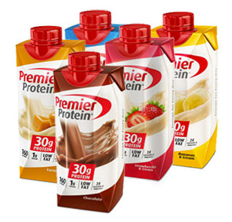 Premier Protein Shake Bundle (12 Count, Choice of Flavors, Reduced Price)