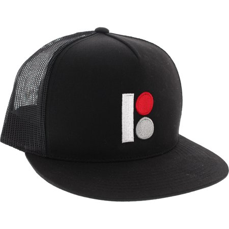 c170961d120 Plan B Skateboards Classic Black Mesh Trucker Hat - Adjustable ...