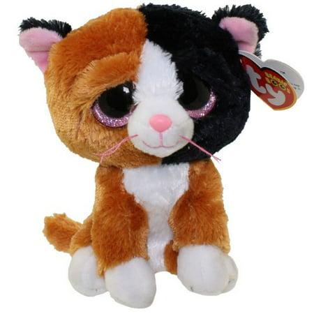 Ty Beanie Boo Plush   Tauri The Cat 6