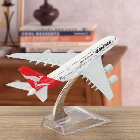 16CM Metal Plane Model Aircraft Diecast Airplane Aeroplane 1:400 Scale Desk Toy 5 Patterns