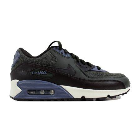 912c21d0013 Nike - Nike Men s Air Max 90 Premium Sequoia Velvet Brown Wool ...