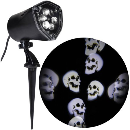 Whirl Motion Lightshow Projection Halloween Decoration (Motion Sensor Halloween Decorations Uk)