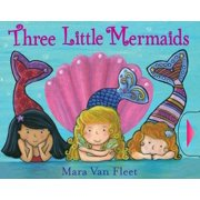 3 Little Mermaids (Board Book)