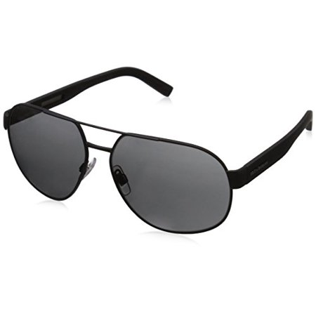 DOLCE & GABBANA Sunglasses DG 2147 126087 Black Rubber (Dolce Gabbana Sunglasses Black)