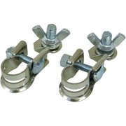 Schumacher Electric Crimp Top Post Terminal/Stud and Wing Nut