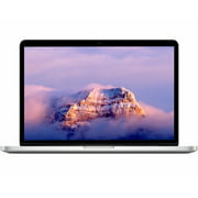REFURBISHED - Apple MacBook Pro 13.3-inch, Intel Core i5, Intel HD Graphics 4000, 4GB RAM, 128GB SSD, 180-Day Warranty, Exclusive Bundle Included, and Get Free 2-Day Shipping