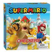 Usaopoly Super Mario Checkers Mario Vs Bowser
