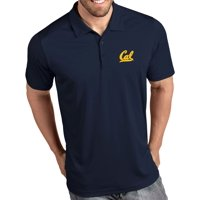 Antigua Men's Cal Golden Bears Blue Tribute Performance Polo