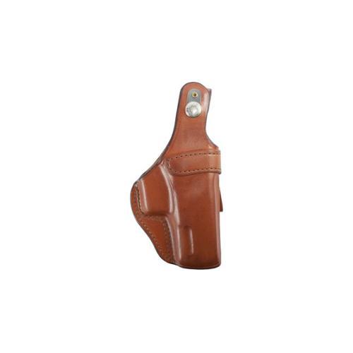 Bianchi 3S Pistol Pocket - Plain Tan, Left Hand