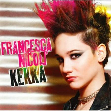 Francesca Nicoli   Kekka  Cd