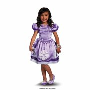 Sofia the First Classic Child Halloween Costume with Amulet & Wristband Friend