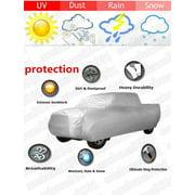 Sun Water Rain Snow Proof Pickup Car Truck Cover Protector Guard 21.3'