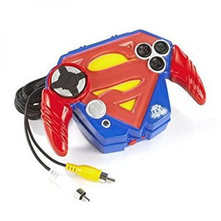 Jakks Pacific Toymax Super Man Tv Game