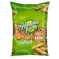 Hampton Farms Salted In-Shell Peanuts (5 lbs.)
