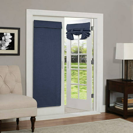 Eclipse Kenley Blackout French Door Panel, Multiple Colors and (French Door Panel)