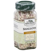 The Spice Hunter Freeze Dried Chopped Shallots, 0.3 oz (Pack of 6)