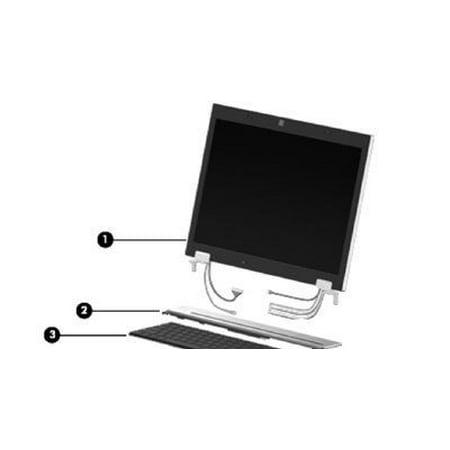 HP ELITEBOOK 8740W 17.0 in, WSXGA+ WVA AntiGlare LED display assembly without webcam 595703-001 ()