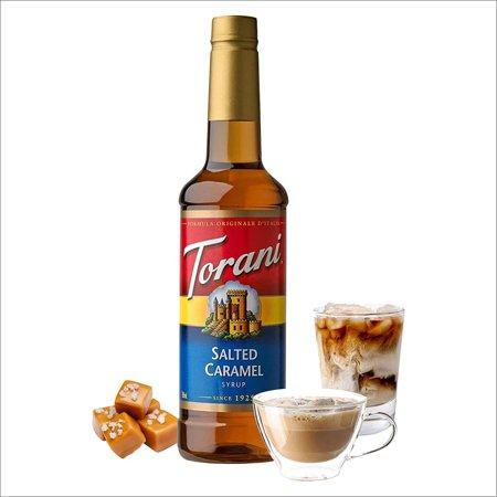 Torani Salted Caramel Syrup 750ml