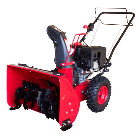 PowerSmart DB7622E 22 in. 2-Stage Electric Start Gas Snow Blower