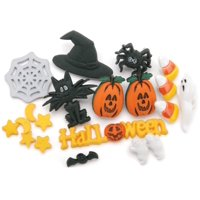 Jesse James 7332674 Dress It Up Holiday Embellishments-halloween