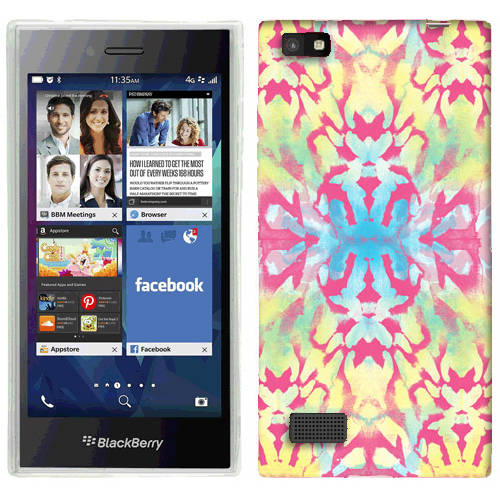 Mundaze Pink Dream Phone Case Cover for BlackBerry Leap
