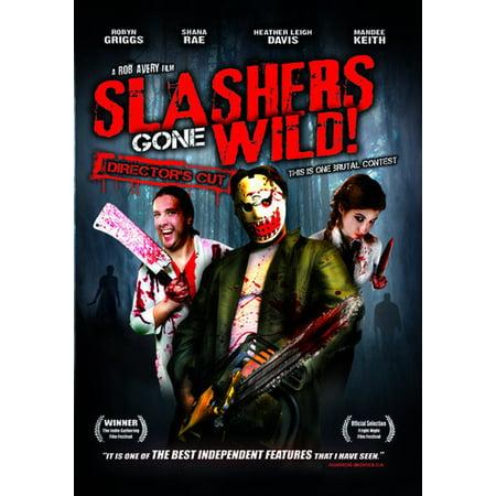 Slashers Gone Wild (DVD) (Girl Gone Wild Dvd)