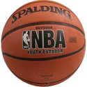 "Spalding 27.5"" NBA Youth Outdoor Basketball"