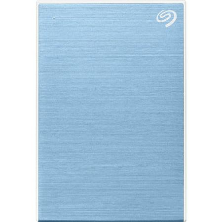 Seagate 5TB Backup Plus Portable Drive USB 3.0, BLUE (5tb Seagate Backup Plus)