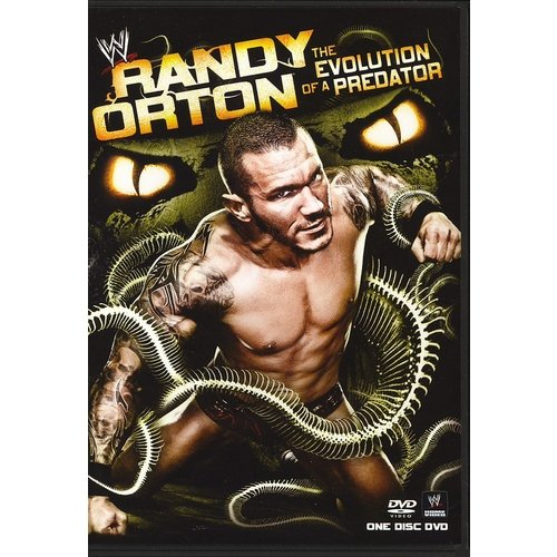 WWE: Randy Orton - The Evolution Of A Predator (Full Frame)