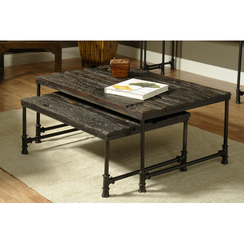William Sheppee Saal 2 Piece Coffee Table Set