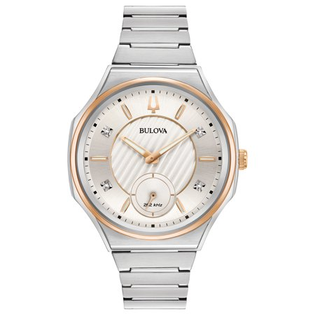 Bulova Women's CURV Diamond Watch