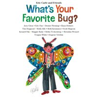 What's Your Favorite Bug? (Hardcover)