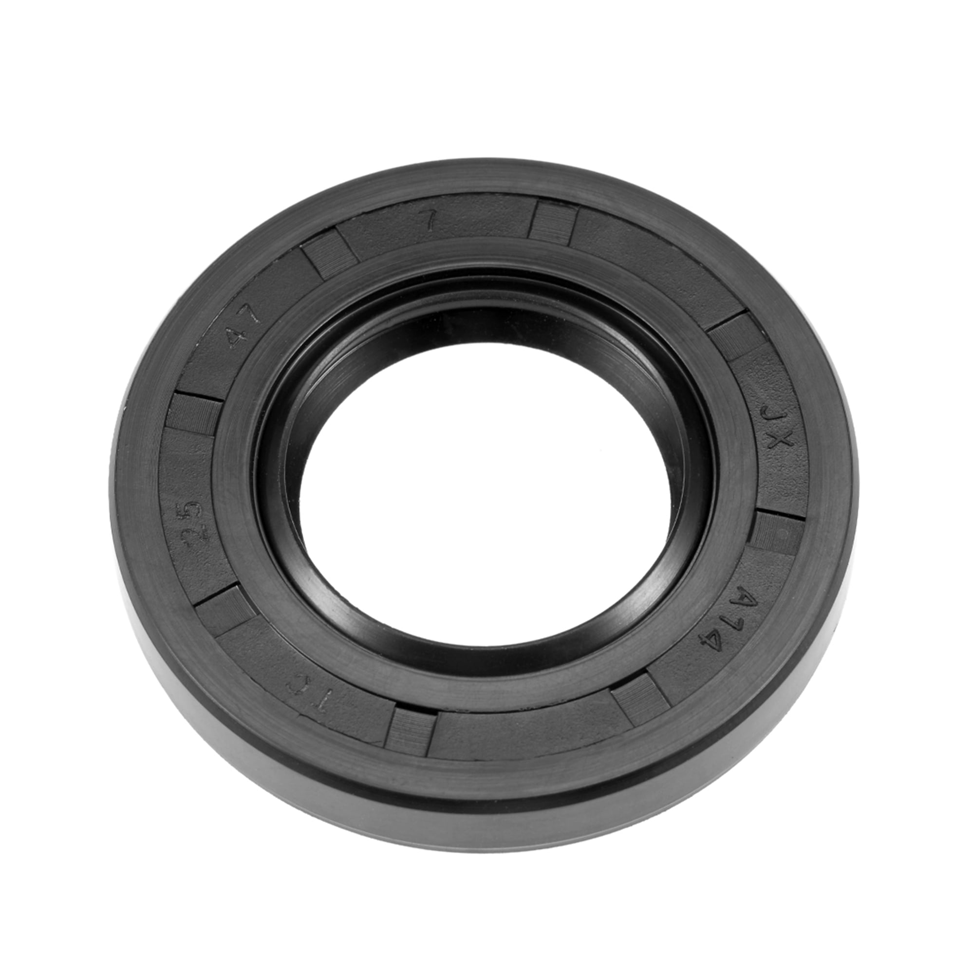 Oil Seal Nitrile Rubber Cover Double Lip TC 35mm x 47mm x 7mm