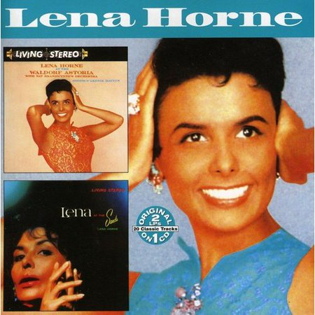 2 Lps On 1 Cd  At The Waldorf Astoria  1957  At The Sands  1961  Personnel Includes  Lena Horne  Vocals   Lennie Hayton  Conductor  Recorded Live At The Waldorf Astoria  New York  New York And The Sands  Las Vegas  Nevada On Feburary 20  1957 And November 3 5  1960  Originally Released On Rca  1038    Rca  2364