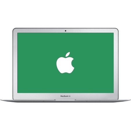 Apple (MD760LL/B) Certified Refurbished A Grade Macbook Air 13.3-inch Laptop 1.4GHZ Dual Core i5 (Early 2014) MD760LL/B 256 GB HD 4 GB Memory 1440 x 900 Display Mac OS X v10.12 Sierra Power Adapter