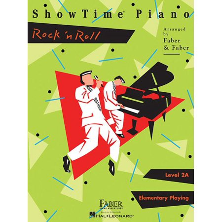 Showtime Piano Rock 'n Roll: Level 2a (Paperback) - Old Piano Roll