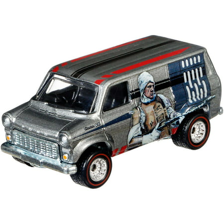 Hot Wheels Ford Transit Super Van Walmart Com